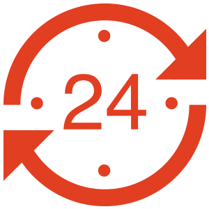 24-HOUR SERVICES